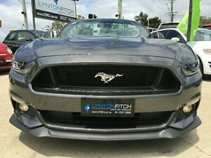 2016 Ford Mustang FM MY17 GT SelectShift Grey Semi Auto Fastback Southport Gold Coast City Preview