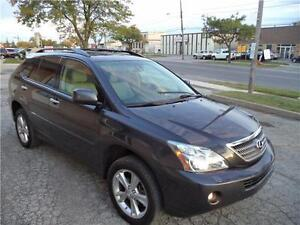 2008 Lexus RX 400h ECONOMICAL VERY RELIABLE FINANCING AVAILABLE