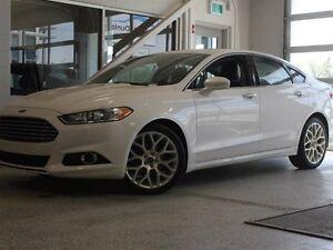 2013 Ford Fusion Titanium-AWD-Moon Roof-Nav