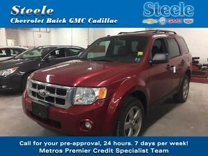 2012 Ford ESCAPE XLT AWD LEATHER & SUNROOF !!!