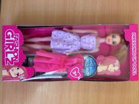 BNIB Fashion Dressing up Doll