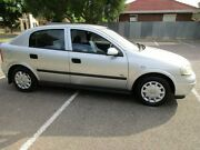 2002 Holden Astra TS City 5 Speed Manual Hatchback Greenacres Port Adelaide Area Preview