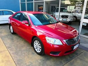 2010 Toyota Aurion GSV40R 09 Upgrade AT-X Wildfire 6 Speed Sequential Auto Sedan Hobart CBD Hobart City Preview