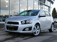2014 Chevrolet Sonic Certified | Rear Vision Camera | MyLink Tou