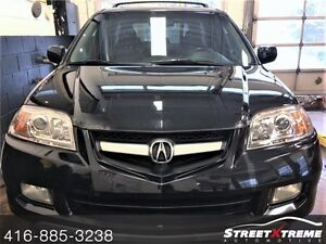 2006 Acura MDX w/Touring Pkg, SUNROOF, STEP BOARDS, ROOF RACKS