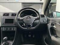 2016 Volkswagen Polo 1.0 Match 5Dr Hatchback Petrol Manual