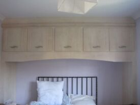Sharps fitted bedroom cupboards/wardrobes