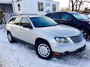 Chrysler Pacifica Top Of The Line!! Leather!!! DVD!!! Safety!!!