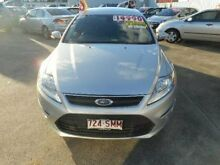 2012 Ford Mondeo MC Zetec PwrShift EcoBoost Silver 6 Speed Sports Automatic Dual Clutch Hatchback Currimundi Caloundra Area Preview