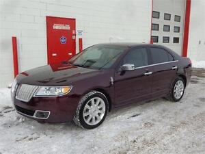 2011 Lincoln MKZ AWD ~ 83,000kms ~ Fully loaded!! ~ $12,888