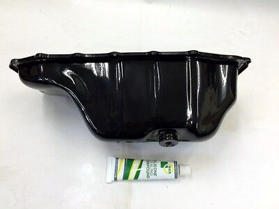 SUZUKI SPLASH, SWIFT 1.3 DIESEL STEEL OIL PAN SUMP NEW  PART 46743794