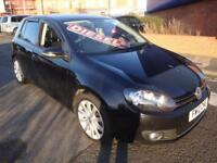 12 VOLKSWAGEN GOLF GT TDI 140 BHP 5 DOOR DIESEL *LEATHER*