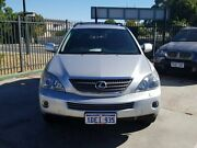 2008 Lexus RX400H MHU38R Silver 1 Speed Constant Variable Wagon Hybrid St James Victoria Park Area Preview