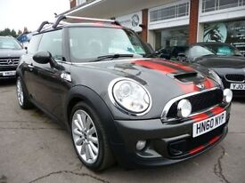 MINI HATCH COOPER 1.6 COOPER S 3d 184 BHP NOW REDDUCED BY £500 (grey) 2010