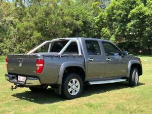 2009 Holden Colorado RC MY09 LT-R Crew Cab Silver 4 Speed Automatic Utility