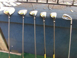 Men's Right Hand Golf sets Wilson pro staff Sarnia Sarnia Area image 3