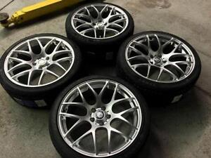 19 Staggered Wheels 5x112 & Tires (Mercedes Cars) Calgary Alberta Preview