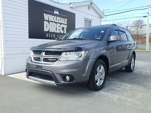 2012 Dodge Journey SUV SXT 7 PASSENGER 3.6 L