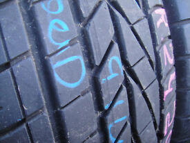 205/55/16 Goodyear Excellence x2 A Pair, 6.0mm (168 High Road, Romford, RM6 6LU) Partly Worn Tyres