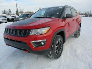 2019 Jeep Compass 4X4 TRAILHAWK            2.4L MULTIAIR I-4 PZE