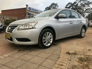 2013 Nissan Pulsar B17 ST Silver 1 Speed Constant Variable Sedan South Nowra Nowra-Bomaderry Preview