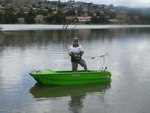 Commercial Rated 3.0m Finn Spindrift Dinghy – Level Buoyancy East Melbourne Melbourne City Preview