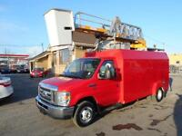 2009 FORD E450 Super Duty 38' Insulated Boom Truck 5.4L V8 169Km City of Toronto Toronto (GTA) Preview
