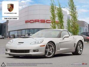2010 Chevrolet Corvette RARE Grand Sport!   Manual   Targa Top  