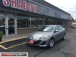 2010 Mazda Mazda3 GX, CARS, VEHICLE, LOANS, DEALS