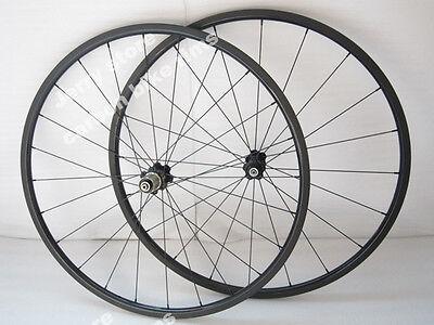carbon wheels!24mm tubular carbon bicycle parts 700C road wheelset