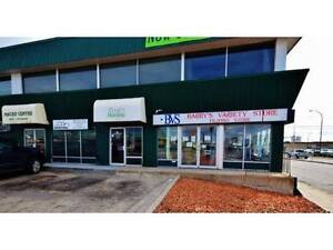 Commerical units available for lease in the Macro Center