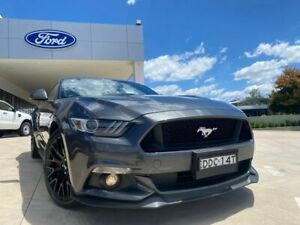 2015 Ford Mustang FM GT Fastback Grey 6 Speed Manual Fastback Muswellbrook Muswellbrook Area Preview