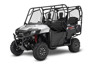 2017 HONDA PIONEER HAS ARRIVED  DELUXE MODEL