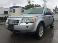 2008 Land Rover LR2 SE, Accident Free, Leather, Roof, Bluetooth!