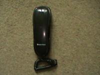 Brand New Slimline Black Phone