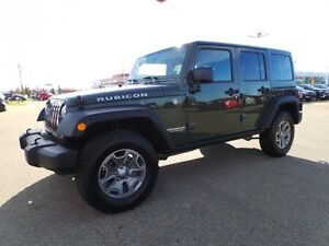 2015 Jeep Wrangler Unlimited UNLIMITED RUBICON A/C,