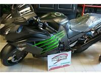 2015 NINJA ZX-14R ABS SE/NOW WITH AN EXTRA YEAR WARRANTY!