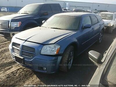 AUTOMATIC TRANSMISSION 3.5L 5 SPEED RWD FITS 06-10 CHARGER 545207