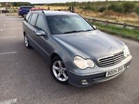 Mercedes-Benz C Class 2.1 C220 CDI,AUTOMATIC, Avantgarde,2 OWNERS,FULL SERVICE,2 KEYS.HPI CLEAR
