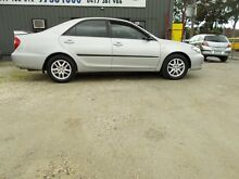 2003 Toyota Camry MCV36R Altise Sport Silver 4 Speed Automatic Sedan Bayswater North Maroondah Area Preview