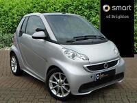 smart fortwo cabrio PASSION MHD (silver) 2012-12-18