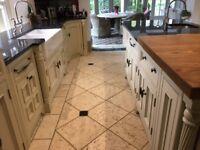 Hand made quality 'Mark Wilkinson' style Bespoke KITCHEN