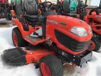 Kubota BX2370 Tractor and RCK54 Mower Brandon Brandon Area Preview