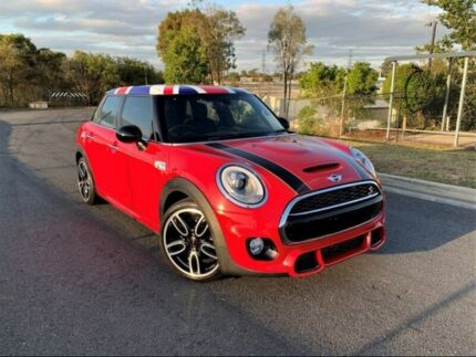 2016 Mini Hatch F55 Cooper S Red 6 Speed Sports Automatic Hatchback Darra Brisbane South West Preview