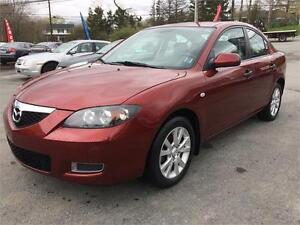 2009 Mazda Mazda3 GX SHARP CAR! NEW MVI, NEW TIRES,ALLOYS
