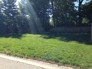 North End Building Lot - 5000 sq feet
