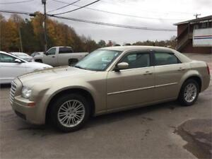 2008 Chrysler 300 Touring.auto,ac,power group,cruise,sun roof