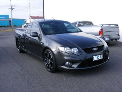 2009 Ford Falcon FG XR6 Ute Super Cab Grey 6 Speed Manual Utility Devonport Devonport Area Preview