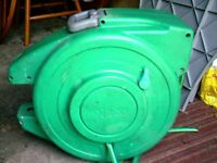 HOSEPIPE WITH LOCKABLE REEL