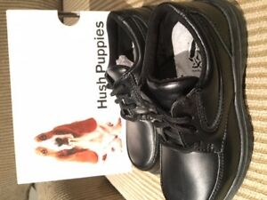 10M hush puppies toddler shoes